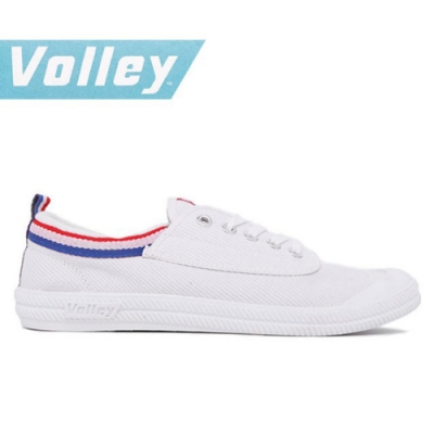 澳洲Volley 輕便休閒白鞋 情侶 男女款 三色