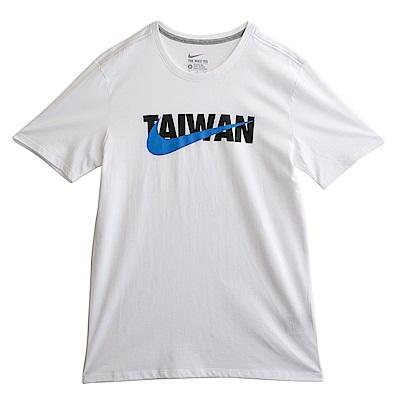 Nike 耐吉TEE-TW CITY-短袖上衣-男