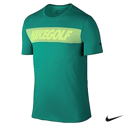 Nike Golf 運動休閒短袖上衣 綠 802924-351
