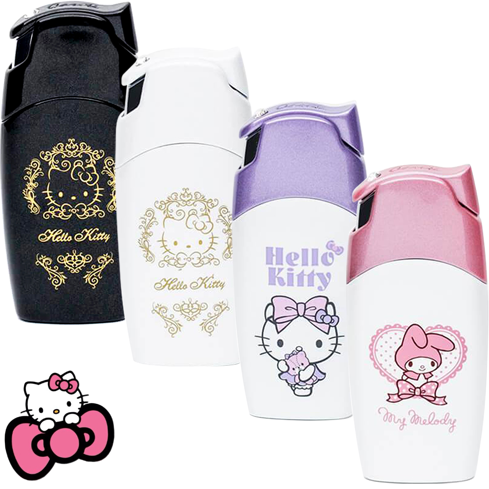 Hello Kitty X Caseti 聯名香水瓶