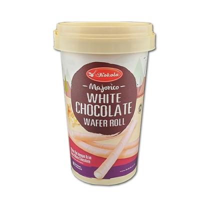 魔力哥  捲心酥白巧克力口味(120g)