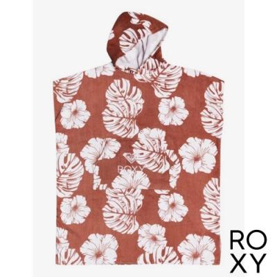 【ROXY】STAY MAGICAL PRINTED 浴巾衣 紅色