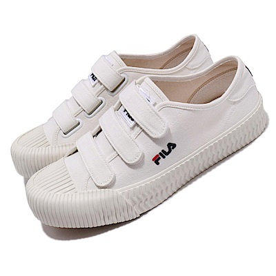 Fila 休閒鞋 4C319T111 穿搭 男女鞋