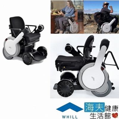 海夫健康生活館 樂鈞科技 日本 WHILL Model M 動力輪椅 電動輪椅