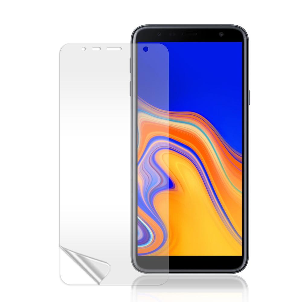 Monia Samsung Galaxy J4+ / J6+ 共用 高透光亮面耐磨保護貼