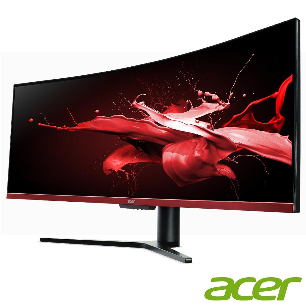 Acer EI431CR S 43型 32:10極速HDR電競曲面螢幕