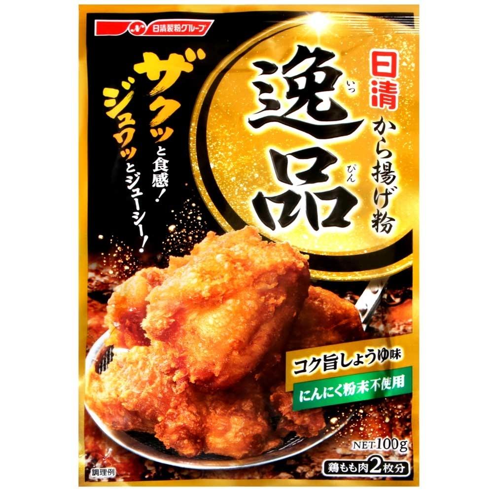 日清製粉 名店逸品-日式醬香炸雞粉 (100g)