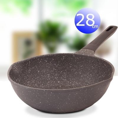 Today 鋼岩不沾深平底鍋(28cm)