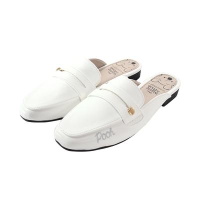 魔法Baby 女鞋 台灣製迪士尼小熊維尼授權正版時尚皮鞋 sd3249