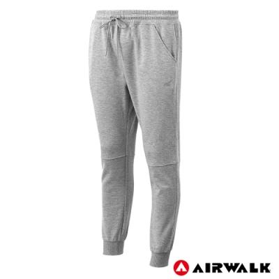 【AIRWALK】男款運動剪接長褲-共兩色
