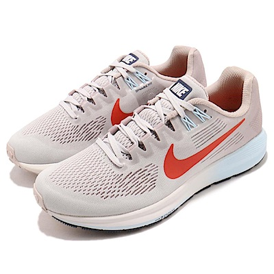 Nike 慢跑鞋 Zoom Structure 女鞋