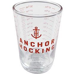 《FOXRUN》Anchor耐熱玻璃量杯(150ml)