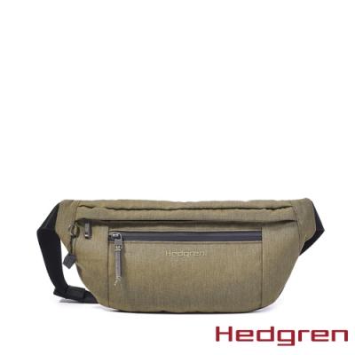 【Hedgren】草綠無畏探險腰包 – HMID 02