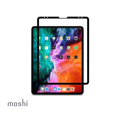 iVisor AG for iPad Pro 12.9-inch (適用 2018 3rd Gen. /2020 4th Gen./2021 5th Gen.) 防眩光螢幕保護貼