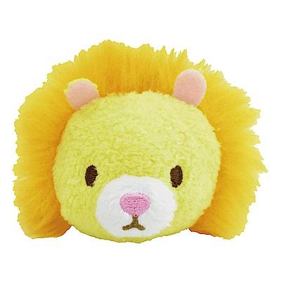 動物樂園公仔螢幕擦護 腕墊。小獅子 UNIQUE