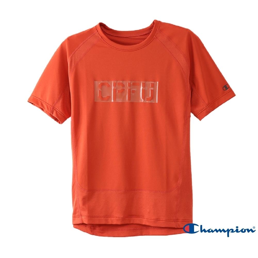 Champion  CPFU短T 橘色