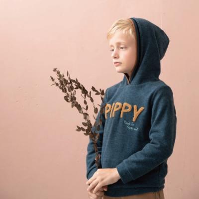 PIPPY連帽 LOGO上衣 綠