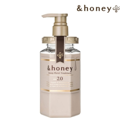 &honey 蜂蜜亮澤修護護髮乳2.0