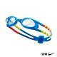 NIKE 兒童 休閒泳鏡 EASY FIT 透明/藍 NESSB166-401 (男女童泳鏡) product thumbnail 1