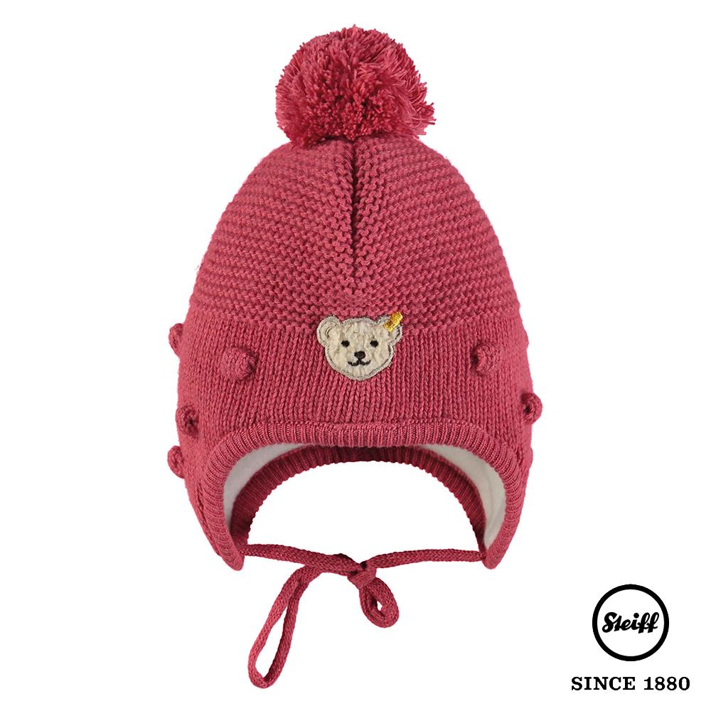 STEIFF德國精品童裝 球球羊毛針織毛帽