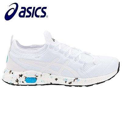 Asics HYPERGEL-SAI 女慢跑鞋 白 1022A013-100