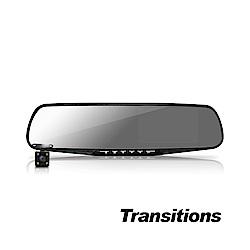 全視線 LS350 GPS測速 1080P雙鏡頭行車記錄器