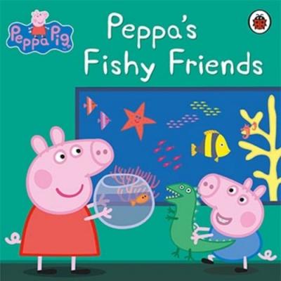 Peppa s Fishy Friends 佩佩豬的小魚朋友平裝故事書