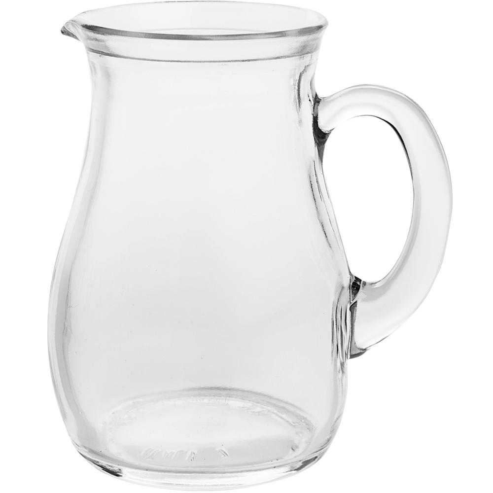 《EXCELSA》單柄圓肚玻璃水壺(1000ml)