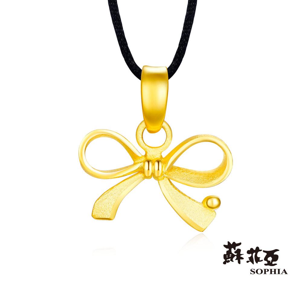 蘇菲亞SOPHIA - G LOVER系列愛的獻禮黃金項鍊