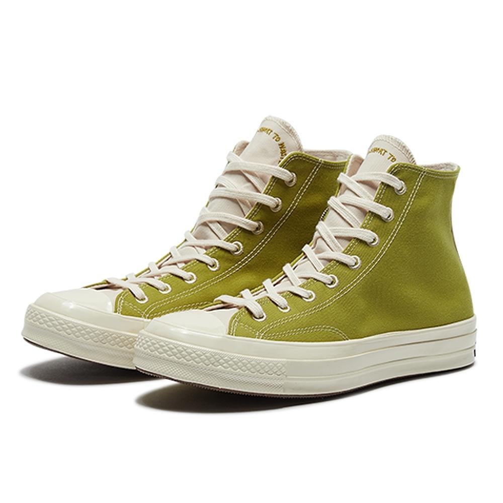 CONVERSE CHUCK 70 男女高筒休閒鞋 抹茶綠