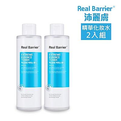 即期品 Real Barrier沛麗膚 屏護保濕精華化妝水190ml( 2入組) 最低效期:2021/03/12