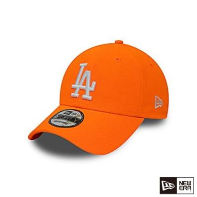 NEW ERA 940 NEON 道奇 螢光橘 棒球帽