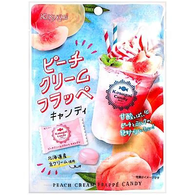 春日井 白桃奶霜冰沙風味糖(76g)