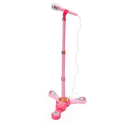 Sanrio HELLO KITTY聲光音樂立式玩具麥克風