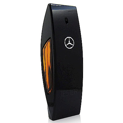 Mercedes Benz 黑色風潮男性淡香水  100 ml TESTER(法國進口)