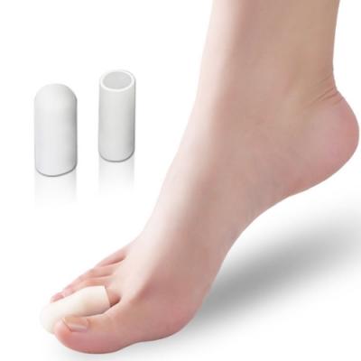 JHS杰恆社abe006貳組矽膠腳趾套拇指護理套腳趾套大腳趾外翻重疊腳趾套護腳套