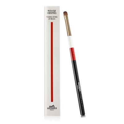 HERMES 愛馬仕 Rouge Hermes Lip Brush 漆木唇刷-國際航空版