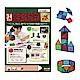 日本People-中年級益智磁性積木(小學3、4年級)(STEAM教育玩具) product thumbnail 1