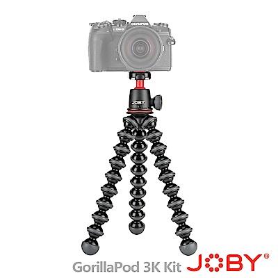 JOBY 金剛爪 3K 套組腳架 (JB51) GorillaPod 3K Kit