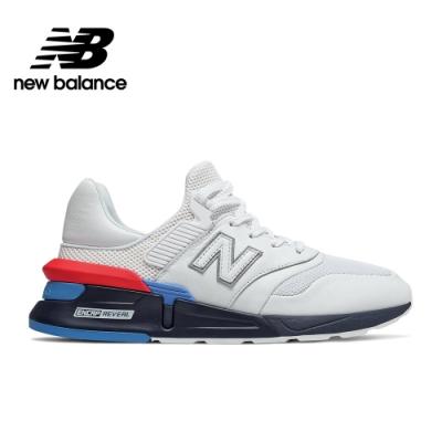 【New Balance】復古運動鞋_中性_白色_MS997HE-D楦