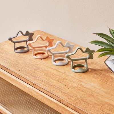 MOYUUM 韓國 白金矽膠手環固齒器 - 小星星 (多款可選)