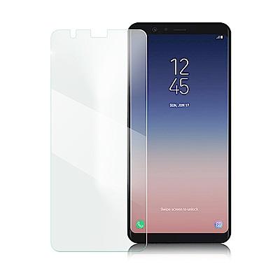 Xmart Samsung Galaxy A8 Star 薄型 9H 玻璃保護貼-非滿版