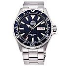 ORIENT東方200m潛水機械錶手錶RA-AA0002L-藍X銀/41.8mm
