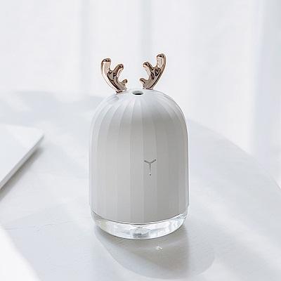 小萌USB 加濕器/香氛機/七彩氛圍夜燈 (220ml)