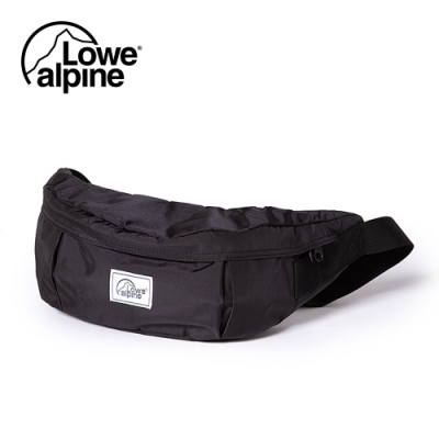 【Lowe Alpine】Adventurer Hip Bag 4 日系款肩背包/腰包 黑色 #LA02