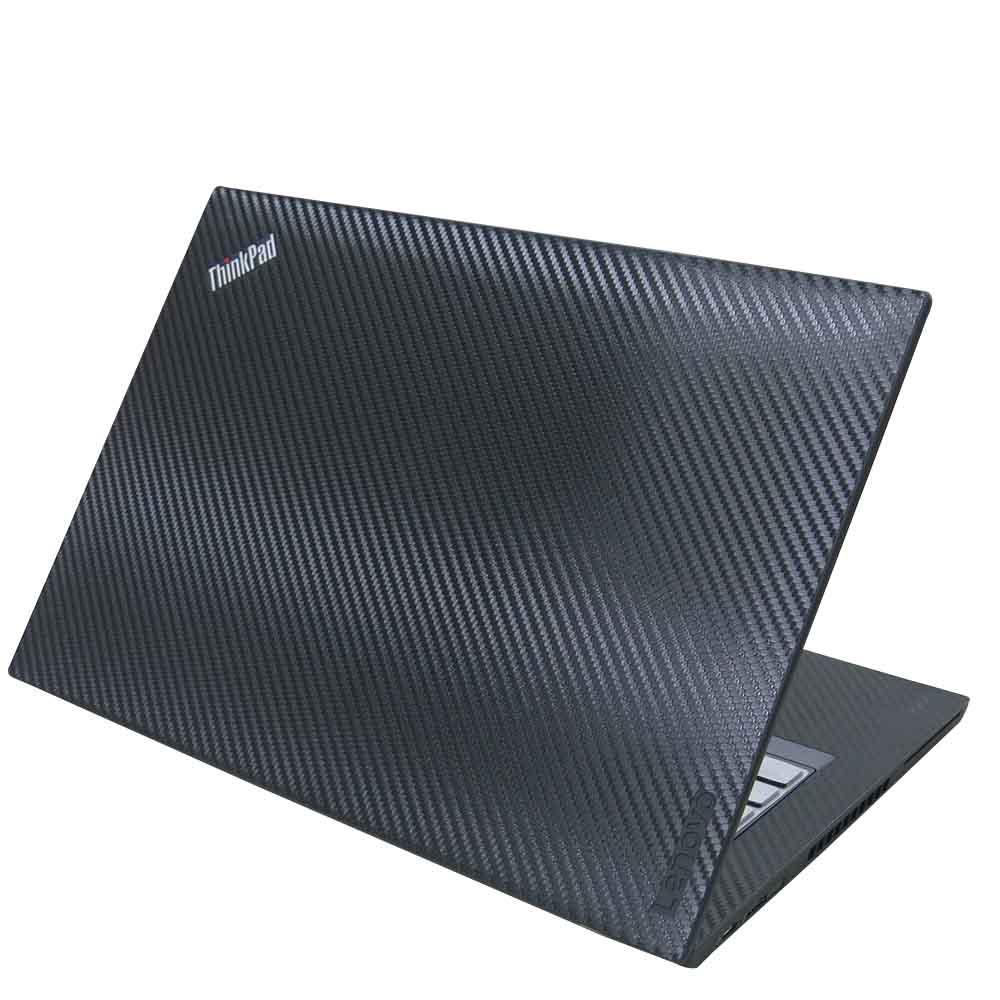 EZstick Lenovo ThinkPad T480 專用 Carbon立體紋機身膜