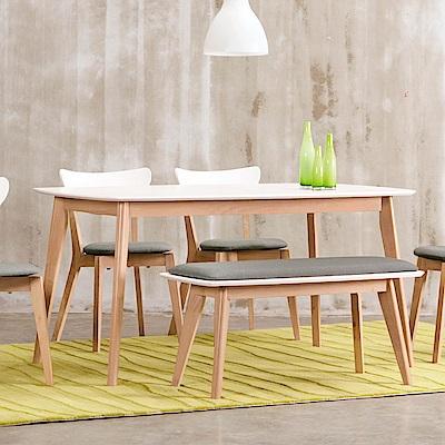 AS-派特蘿配色4尺餐桌-120x75x74.5cm