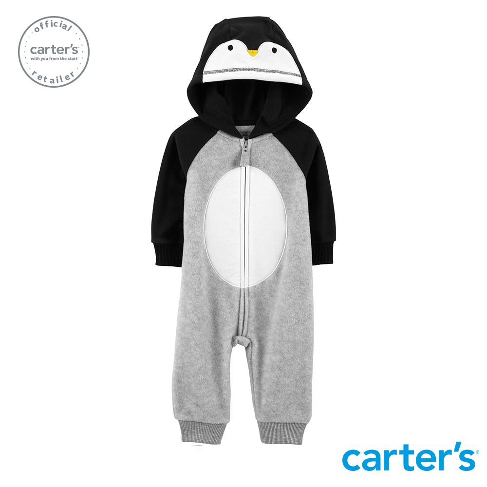 【Carter's】 企鵝造型連身裝 (台灣總代理)