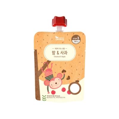 韓國 【EVERTTO】 嬰幼兒即食粥 9M+(蘋果栗子、牛肉豆腐)