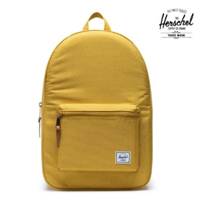 【Herschel】Settlement後背包-黃色